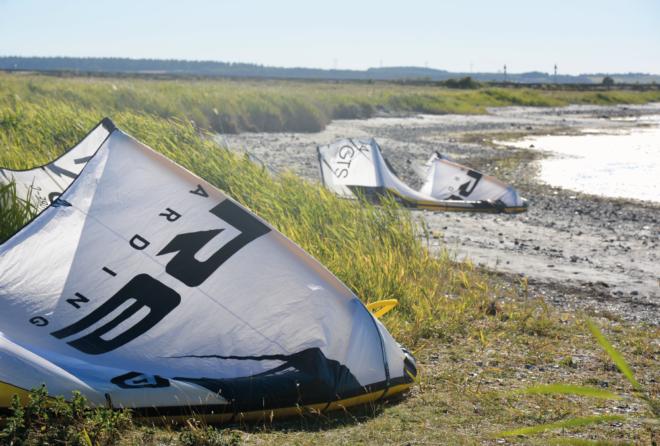 Die besten Kitespots in Dänemark