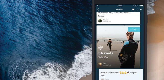 Kitecloud: Ein Muss für jeden Kitesurfer