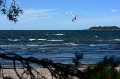 Kitesurfen in Padva