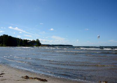 Kitesurfen Padva Finnland