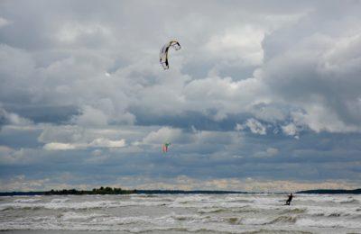 Kitesurfen in Yyteri
