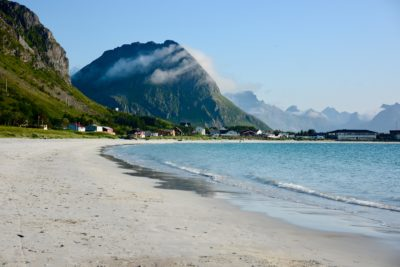 Strand Lofoten