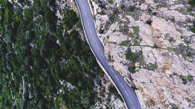 Cap Corse Straße