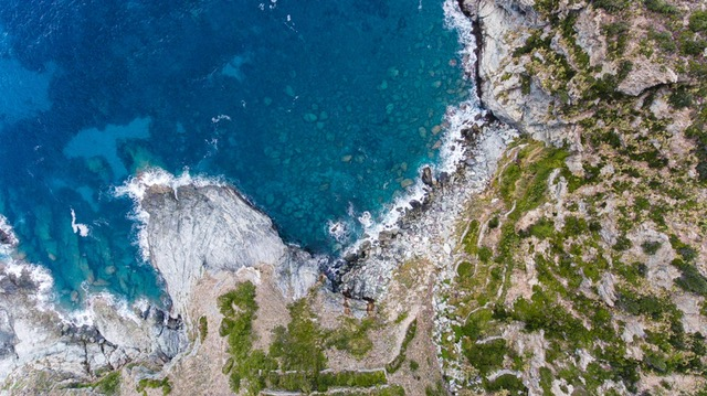 Cap Corse Bucht