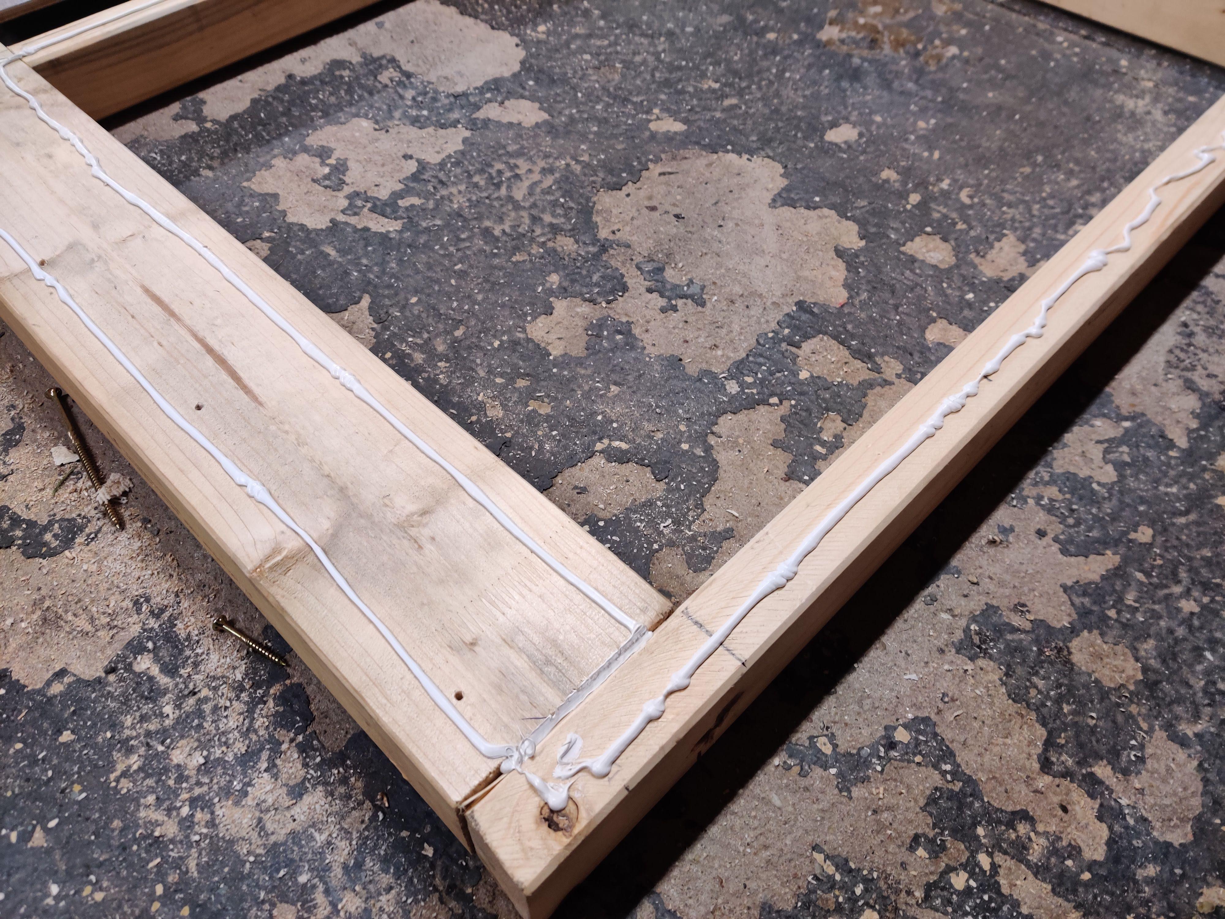 Wohnkabine aus Holz Selbstbau: Tag 4 & 5
