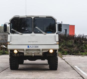 Expeditionsmobil: Manchmal kommt es anders als man denkt