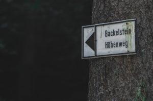 Backelstein Höhenweg