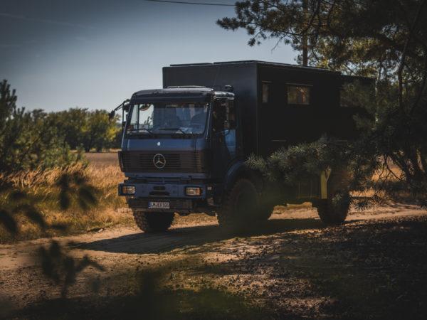 Expeditionsmobil: Unser Vorgehen