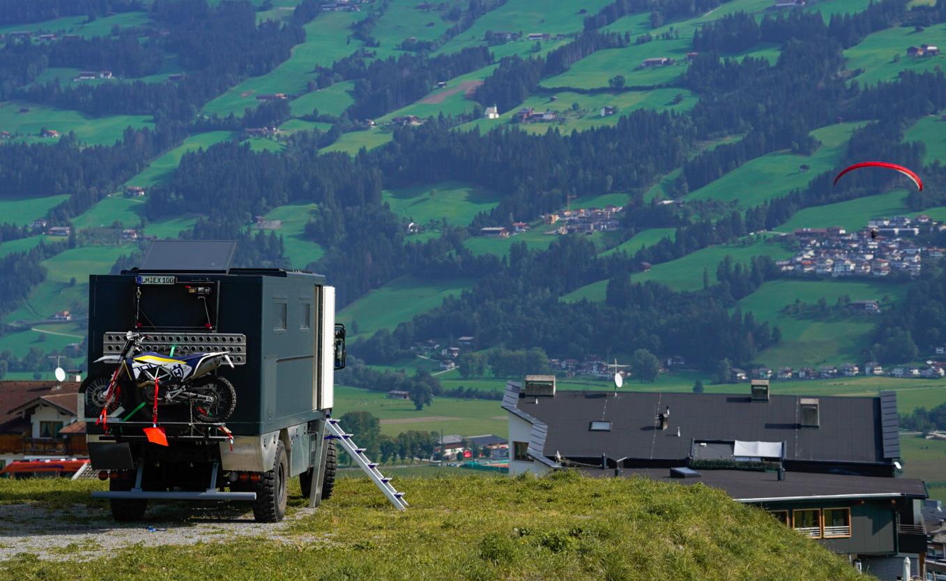 Stellplatz Fügen Österreich