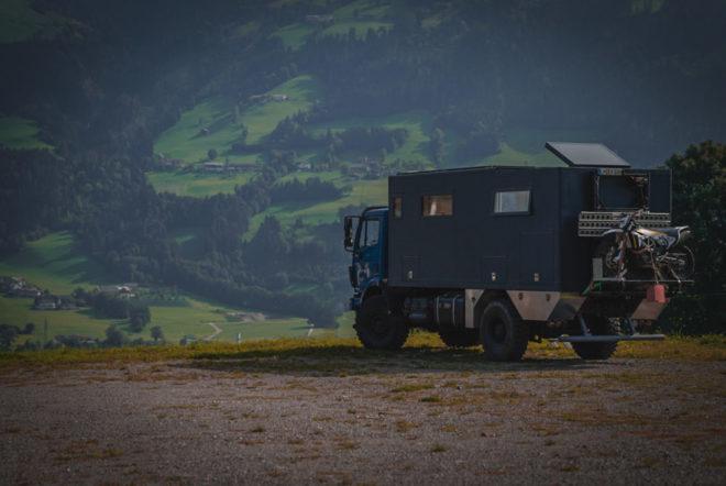 Camping in Österreich: Unsere Route, Stopps & Stellplätze