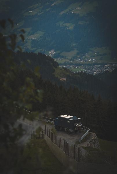Kostenloser Stellplatz Pankrazberg Österreich